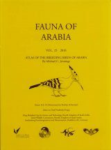 Fauna of Arabia, Volume 25