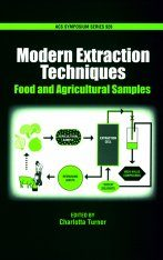 Modern Extraction Techniques for Food and Agricultural Samples