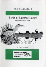 Birds of Lechwe Lodge and Surrounding Areas Image