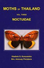 Moths of Thailand, Volume 3: Noctuidae Part 1