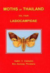 Moths of Thailand, Volume 4: Lasiocampidae