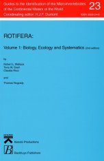 Rotifera, Part 1: Biology, Ecology and Systematics Image