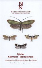The Encyclopedia of the Swedish Flora and Fauna, Fjärilar, Käkmalar - Säckspinnare [Swedish]