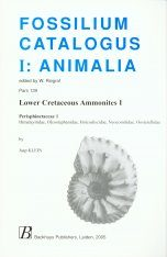 Fossilium Catalogus Animalia, Volume 139 [English]