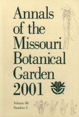 Annals of the Missouri Botanical Garden, Volume 88 (3)