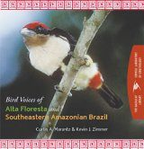 Bird Voices of Alta Floresta and Southeastern Amazonian Brazil (6CD)
