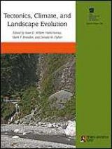 Tectonics, Climate and Landscape Evolution Image