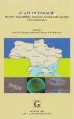 Algae of Ukraine, Volume 2: Chlorophyta