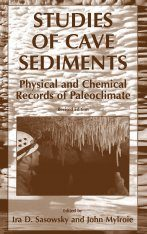 Studies of Cave Sediments
