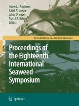 Proceedings of the Eighteenth International Seaweed Symposium
