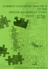 Current Taxonomic Research on the British & European Flora