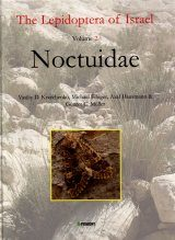 The Lepidoptera of Israel, Volume 2: Noctuidae Image