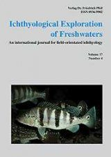 Ichthyological Exploration of Freshwaters Volume 17/4: A Review of the South American cichlid genus Cichla species (Teleostei: Cichlidae)