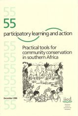 Practical Tools for Community Conservation and Development in Southern Africa: PLA Notes 55 Image