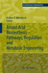 Amino Acid Biosynthesis - Pathways, Regulation and Metabolic Engineering