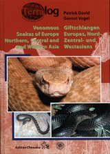 Venomous Snakes of Europe, Northern, Central and Western Asia / Giftschlangen Europas, Nord-, Zentral- und Westasiens