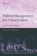 Habitat Management for Conservation