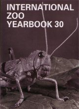 International Zoo Yearbook 30: Invertebrates