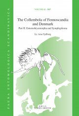 The Collembola of Fennoscandia and Denmark: Part 2: Entomobryomorpha and Symphypleona Image