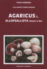 Fungi Europaei, Volume 1: Agaricus L. [English / Spanish]