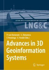 Advances in 3D Geo Information Systems