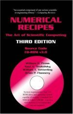 Numerical Recipes Source Code CD-ROM Image