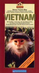 Nature Tourism Map of Vietnam