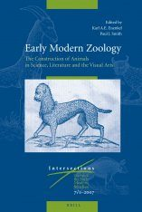 Early Modern Zoology