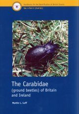 RES Handbook, Volume 4, Part 2: The Carabidae (Ground Beetles) of Britain and Ireland
