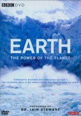Earth: The Power of the Planet - DVD (Region 2 & 4)