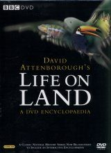 David Attenborough's Life on Land - DVD Collection (Region 2 & 4)
