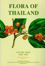 Flora of Thailand, Volume 8, Part 2