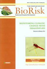 Monitoring Climate Change with Dragonflies Image