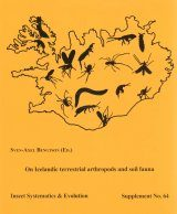 On Icelandic Terrestrial Arthropods and Soil Fauna Image