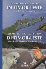 Important Bird Areas in Timor-Leste
