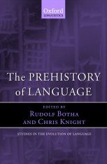 The Prehistory of Language Image