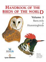 Handbook of the Birds of the World, Volume 5: Barn Owls to Hummingbirds