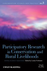 Participatory Research in Conservation and Rural Livelihoods