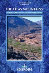 Cicerone Guides: Trekking in the Atlas Mountains