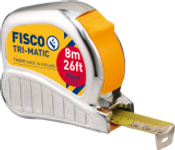 Fisco Tri-Matic Steel Tape Measure
