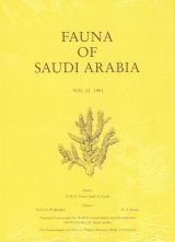 Fauna of Saudi Arabia, Volume 12