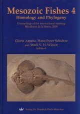 Mesozoic Fishes 4 – Homology and Phylogeny Image