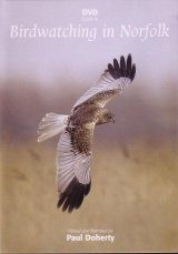 DVD Guide to Birdwatching in Norfolk (All Regions)
