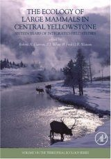 The Ecology of Large Mammals in Central Yellowstone Image