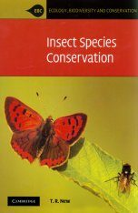 Insect Species Conservation