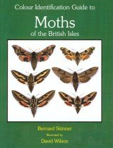 Colour Identification Guide to Moths of the British Isles