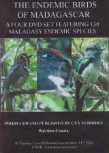 The Endemic Birds of Madagascar