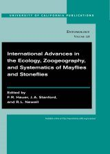 International Advances in the Ecology, Zoogeography, and Systematics of Mayflies and Stoneflies