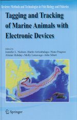 Tagging and Tracking of Marine Animals with Electronic Devices Image