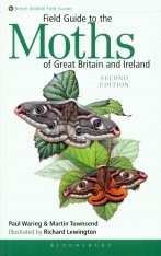 Field Guide to the Moths of Great Britain and Ireland Image